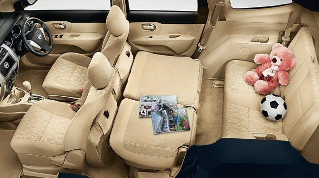 Nissan Grand Livina Interior Mewah